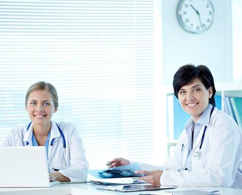 Spitzenfrauen in der Medizin